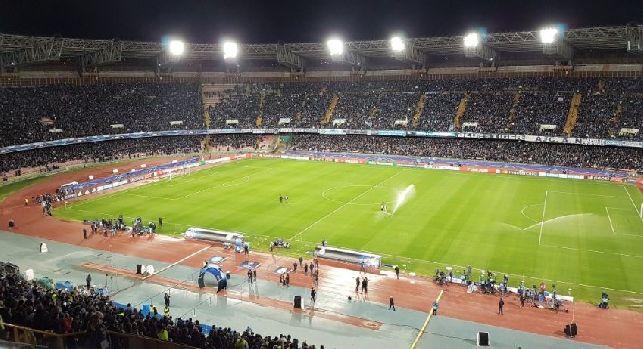 Napoli-Barcellona, vicino il tutto esaurito! Gazzetta: potrebbe essere battuto il record d'incasso del club, tutte le cifre