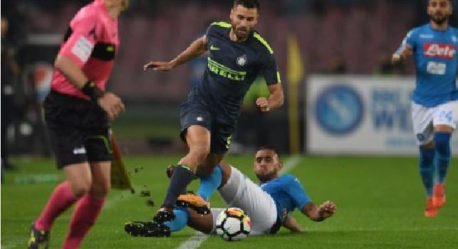 Inter, Candreva: Scudetto? Pensiamo partita dopo partita, il nostro segreto è Spalletti