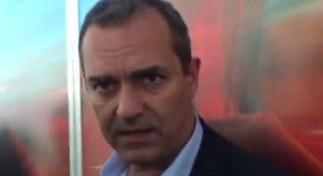 de Magistris: C'è rammarico per l'uscita dalla Champions, ci aspettavamo tutt'altro! Ieri il Napoli doveva giocare diversamente, non è stato il Napoli che ci aspettavamo!