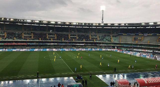 Chievo-Napoli 0-0: termina la gara! Azzurri poco incisivi, è solo pari al Bentegodi. In classifica accorciano Juventus e Roma