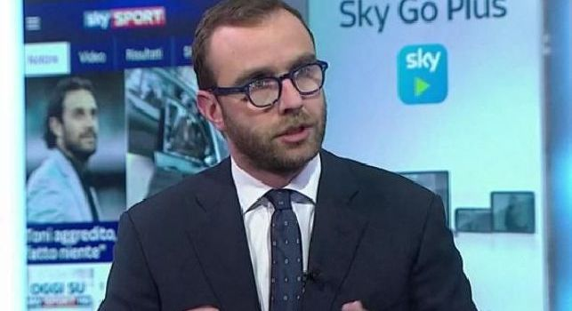 Sky, Trevisani: E' normalità che il Napoli esca in quel girone, ma se Callejon segna fanno un miracolo! Milik sfortunato, Insigne non si critica: decisivo in Champions