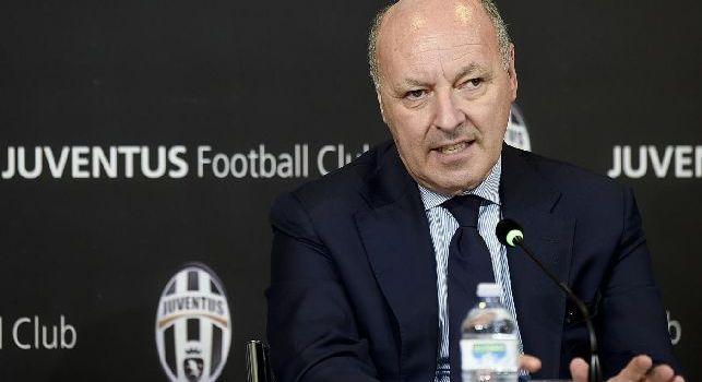 Marotta: Con il Bologna sarà difficile. Dybala fuori? Il calcio si basa sul gruppo! Sul mercato di gennaio...