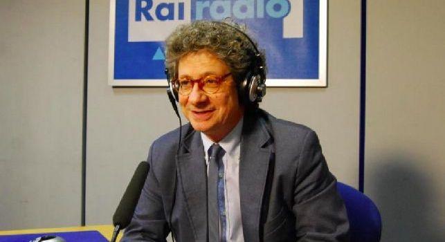 Cucchi esalta l'arrivo di Lozano: In troppi stanno sottovalutando il colpo del Napoli