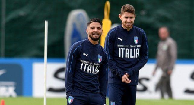 Premium - Italia, Di Biagio da Jorginho e Insigne: subito titolari i due giocatori del Napoli contro l'Argentina