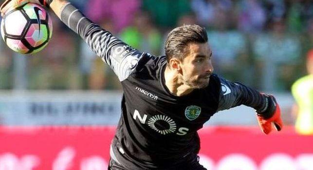 Rui Patricio, portiere dello Sporting Lisbona