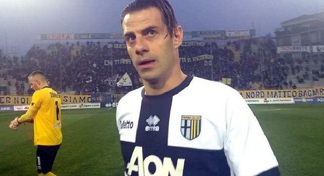 """Calaiò: """"Dispiace non aver giocato con Reja, speriamo che Gasperini fermi la Juve. Hamsik? L'età avanza…"""""""