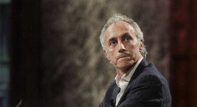 Lo juventino Travaglio ammette: La Juve mi ha scocciato, non voglio vincere perchè l'arbitro è dalla nostra parte [VIDEO]