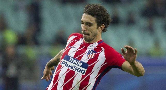 Cm.com - Non solo il Napoli su Vrsaljko, sul croato dell'Atletico Madrid si fionda anche la Juventus