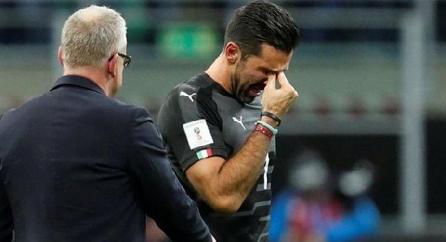 Juventus, Buffon: Mondiali? Li rimpiangerò per tutta la vita, smetterò a fine stagione