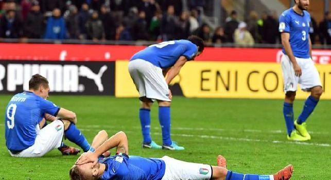 Italia, altra batosta: l'Argentina rinuncia all'amichevole, la Nazionale azzurra ha perso appeal dopo l'esclusione da Russia 2018