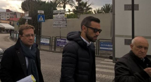 Nostalgia di Napoli, Quagliarella batte la Juve e vola di corsa in città [FOTO CN24]