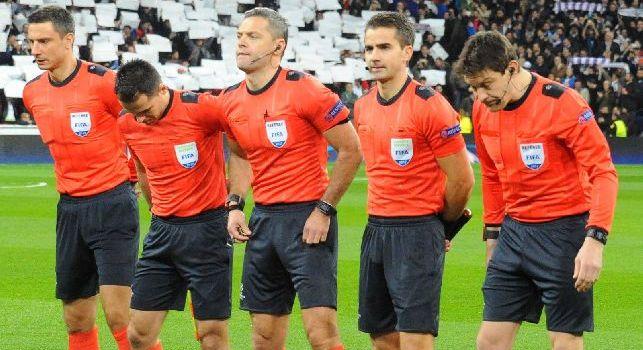 UFFICIALE - Liverpool-Napoli, arbitra lo sloveno Skomina. Quattro precedenti con gli azzurri