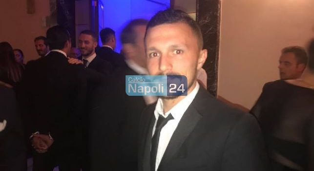 Fondazione Cannavaro Ferrara, anche l'azzurro Mario Rui presente all'evento di beneficenza [FOTO CN24]