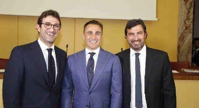 La Fondazione Cannavaro-Ferrara raccoglie oltre 65mila euro per 'combattere' la dislessia! Presenti Reina e Mario Rui, videomessaggio da Maradona [FOTOGALLERY]