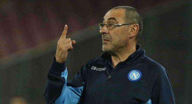 Sarri: Galliani mi disse che ero l'allenatore del Milan, serviva soltanto l'ok finale di Berlusconi