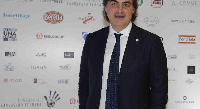 Pardo attacca: Il Napoli ha fallito, stagione non all'altezza! La colpa è anche di Ancelotti...
