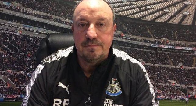 Newcastle, Benitez non ci sta: La sconfitta contro il Tottenham? Meritavamo almeno un pareggio!