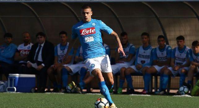 PRIMAVERA - Napoli-Roma 2-2, le pagelle: Gaetano micidiale, Esposito mente e cuore. Schiavi, errore fatale!