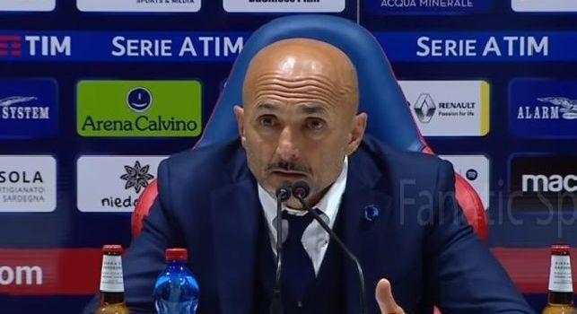 Inter, Spalletti: Contro il Napoli potevamo osare di più! Consapevoli della nostra forza, a Torino per vincere