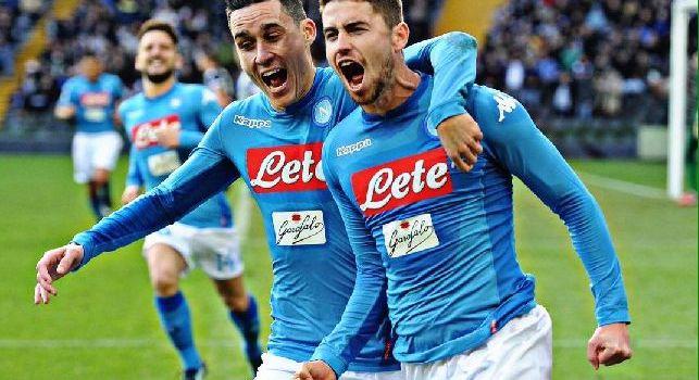 Fontana: Napoli importante per la rinascita del calcio italiano, Jorginho è un centrocampista fantastico