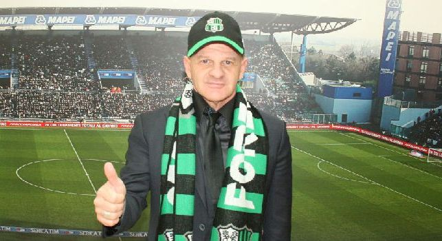 UFFICIALE - Sassuolo, è Giuseppe Iachini il nuovo allenatore