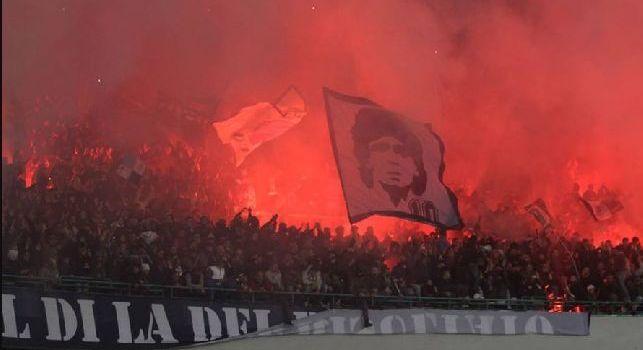 Giudice sportivo, uso di materiale pirotecnico: graziate Napoli, Milan e Inter