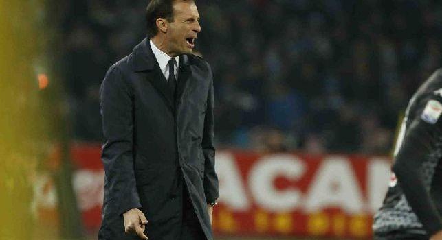 Max Allegri, allenatore della Juventus