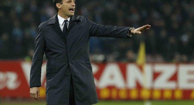 Cesari: Napoli battuto da Allegri, che allenatore! Orsato da dieci e lode