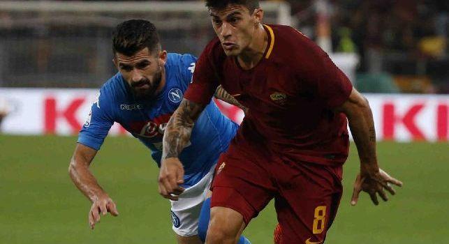 UFFICIALE - Roma, Perotti rinnova fino al 2021: Bel campionato, dobbiamo migliorare