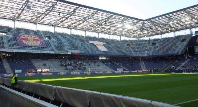 Nota SSC Napoli per i tifosi: Invitiamo a rispettare tutte le norme Uefa in vista della trasferta di Salisburgo