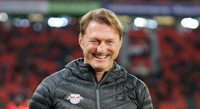 RETROSCENA - Lipsia, il tecnico Hasenhuttl ha studiato il 4 a 1 del Napoli alla Lazio: campo d'allenamento blindato per le 'spie'