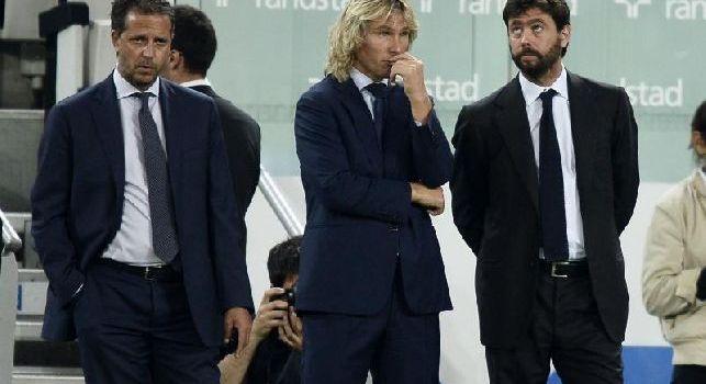 Pronto un ribaltone in casa Juventus: via Paratici e Nedved, idea Buffon vicepresidente