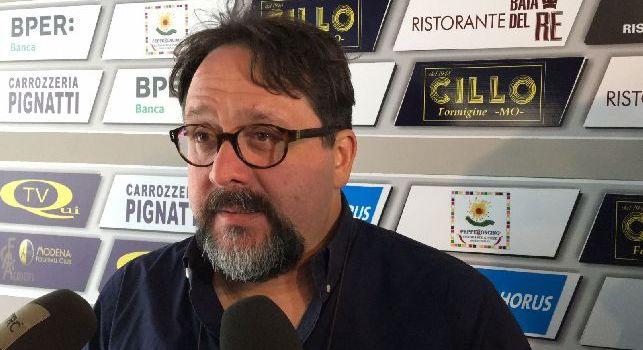 Gigi Pavarese, direttore sportivo