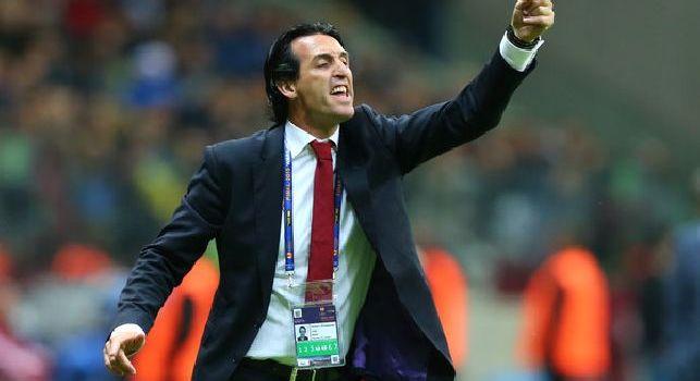 Azzi: Sostituzione Meunier-Cavani fatta da Emery, quello che disse 'no' al Napoli: ADL è nato con la camicia!