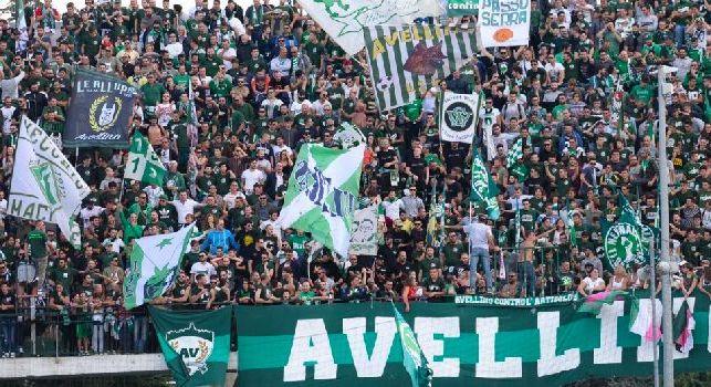 UFFICIALE - Anche il TAR boccia l'Avellino: irpini esclusi dalla Serie B