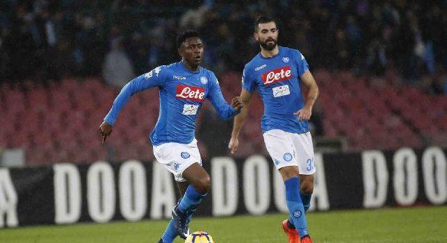 Ultimo cambio per Sarri: Jorginho rileva Diawara