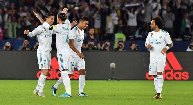 Real Madrid campione del mondo! CR7 segna e batte il Gremio
