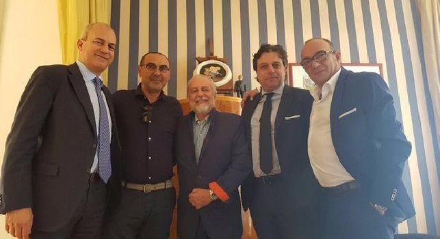 Sarri mente, dichiarazioni false!: l'agente sbotta contro Vernazza