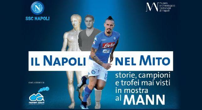 Il Napoli nel mito al MANN, Formisano: Una mostra del calcio fortemente desiderata per i tifosi azzurri
