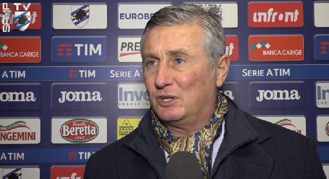 Udinese, Pradè: Meret? Offerta irrinunciabile, operazione giusta per tutti e spero faccia il meglio