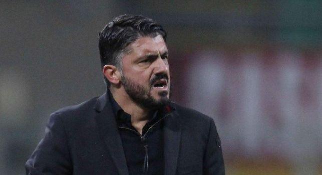 Marolda: Sarebbe sorprendente non vedere Gattuso al Napoli, le cose sono fatte