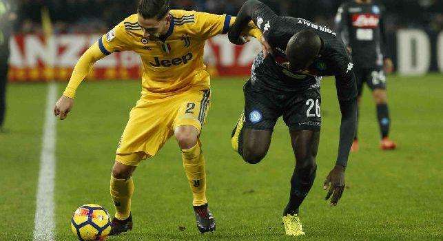 Altro infortunio per la Juventus, si ferma anche De Sciglio: non ci sarà contro l'Atalanta