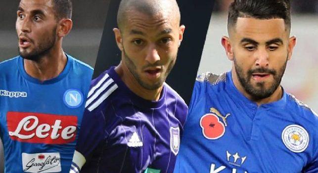 France Football - Ghoulam inserito tra i calciatori algerini candidati al premio di miglior giocatore del Maghreb 2017