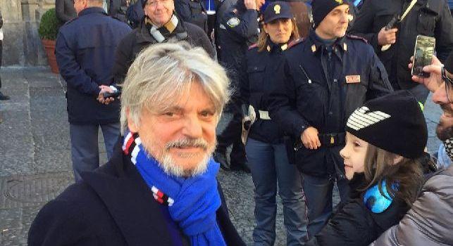 Ferrero: Voglio bene a ADL, però mi è amico per interesse invece io a titolo gratuito. Pallotta? Un miracolato, chi lo sapeva prima che prendesse la Roma!