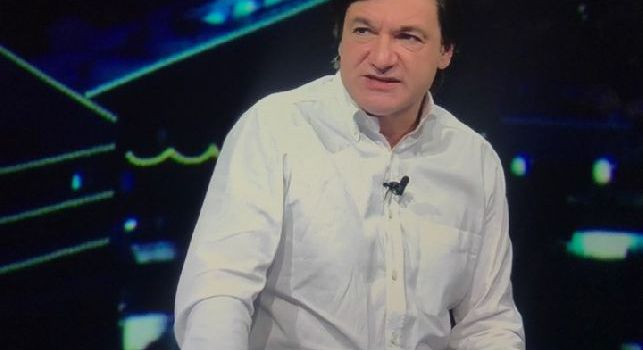 Caressa in diretta a Sky Sport