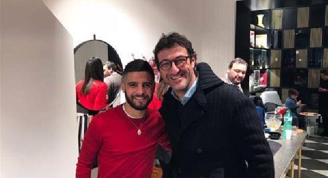 """Ferrara: """"Oggi abbiamo visto il Napoli di Ancelotti, a Torino sentono la crescita del Napoli. 10 ad Insigne? Non la prenderei"""""""