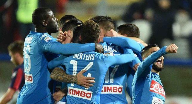 Il Napoli espugna Bergamo, Jorginho esulta: Grandissima vittoria di carattere! Bravi! [FOTO]