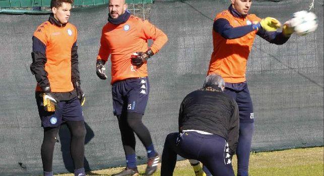 Il 2017... dei portieri: dagli alti e bassi di Reina ai non giudizi su Sepe e Rafael