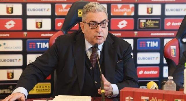 Napoli, Davide Ancelotti: