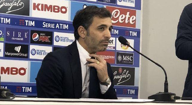Fabio Pecchia, allenatore dell'Hellas Verona